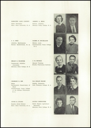 Page 9, 1940 Edition, Fort Benton High School - Pioneer Yearbook (Fort Benton, MT) online yearbook collection