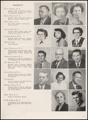 Page 11, 1952 Edition, Fort Benton High School - Pioneer Yearbook (Fort Benton, MT) online yearbook collection