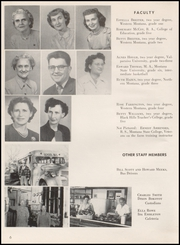 Page 12, 1952 Edition, Fort Benton High School - Pioneer Yearbook (Fort Benton, MT) online yearbook collection