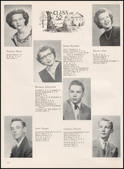 Page 16, 1952 Edition, Fort Benton High School - Pioneer Yearbook (Fort Benton, MT) online yearbook collection