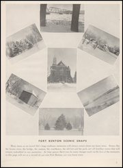 Page 9, 1952 Edition, Fort Benton High School - Pioneer Yearbook (Fort Benton, MT) online yearbook collection