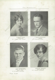 Page 10, 1928 Edition, Fort Branch High School - Key Yearbook (Fort Branch, IN) online yearbook collection