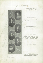 Page 14, 1928 Edition, Fort Branch High School - Key Yearbook (Fort Branch, IN) online yearbook collection