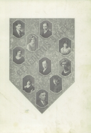 Page 7, 1928 Edition, Fort Branch High School - Key Yearbook (Fort Branch, IN) online yearbook collection