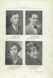 Page 9, 1928 Edition, Fort Branch High School - Key Yearbook (Fort Branch, IN) online yearbook collection