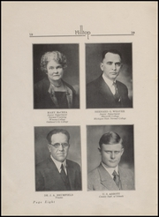 Page 10, 1929 Edition, Fort Branch High School - Key Yearbook (Fort Branch, IN) online yearbook collection