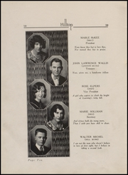 Page 12, 1929 Edition, Fort Branch High School - Key Yearbook (Fort Branch, IN) online yearbook collection