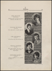 Page 13, 1929 Edition, Fort Branch High School - Key Yearbook (Fort Branch, IN) online yearbook collection