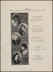 Page 14, 1929 Edition, Fort Branch High School - Key Yearbook (Fort Branch, IN) online yearbook collection