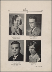Page 9, 1929 Edition, Fort Branch High School - Key Yearbook (Fort Branch, IN) online yearbook collection
