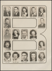 Page 13, 1946 Edition, Fort Branch High School - Key Yearbook (Fort Branch, IN) online yearbook collection