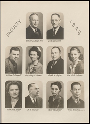 Page 9, 1946 Edition, Fort Branch High School - Key Yearbook (Fort Branch, IN) online yearbook collection