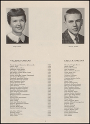 Page 10, 1959 Edition, Fort Branch High School - Key Yearbook (Fort Branch, IN) online yearbook collection