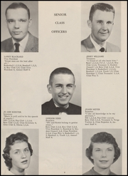Page 12, 1959 Edition, Fort Branch High School - Key Yearbook (Fort Branch, IN) online yearbook collection