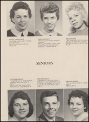 Page 13, 1959 Edition, Fort Branch High School - Key Yearbook (Fort Branch, IN) online yearbook collection