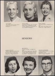 Page 15, 1959 Edition, Fort Branch High School - Key Yearbook (Fort Branch, IN) online yearbook collection