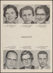 Page 8, 1959 Edition, Fort Branch High School - Key Yearbook (Fort Branch, IN) online yearbook collection