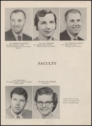 Page 9, 1959 Edition, Fort Branch High School - Key Yearbook (Fort Branch, IN) online yearbook collection