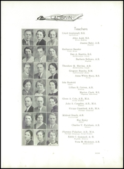 Page 13, 1936 Edition, Fort Collins High School - Lambkin Yearbook (Fort Collins, CO) online yearbook collection
