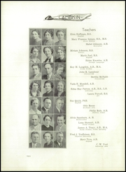 Page 14, 1936 Edition, Fort Collins High School - Lambkin Yearbook (Fort Collins, CO) online yearbook collection