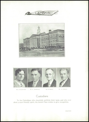 Page 15, 1936 Edition, Fort Collins High School - Lambkin Yearbook (Fort Collins, CO) online yearbook collection