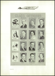 Page 16, 1936 Edition, Fort Collins High School - Lambkin Yearbook (Fort Collins, CO) online yearbook collection