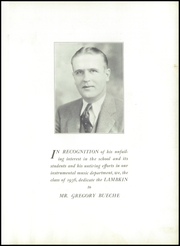 Page 7, 1936 Edition, Fort Collins High School - Lambkin Yearbook (Fort Collins, CO) online yearbook collection