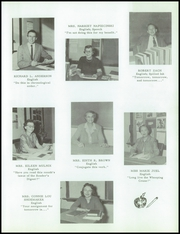 Fort Collins High School - Lambkin Yearbook (Fort Collins, CO) online yearbook collection, 1959 Edition, Page 13