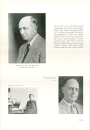 Fort Dodge High School - Dodger Yearbook (Fort Dodge, IA) online yearbook collection, 1937 Edition, Page 16