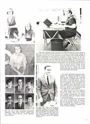 Page 15, 1971 Edition, Fort Dodge High School - Dodger Yearbook (Fort Dodge, IA) online yearbook collection
