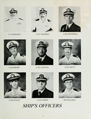 Page 13, 1978 Edition, Fort Fisher (LSD 40) - Naval Cruise Book online yearbook collection