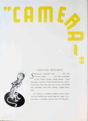 Page 8, 1939 Edition, Fort Hays State University - Reveille Yearbook (Hays, KS) online yearbook collection