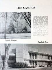 Page 10, 1960 Edition, Fort Hays State University - Reveille Yearbook (Hays, KS) online yearbook collection