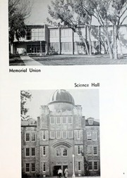 Page 11, 1960 Edition, Fort Hays State University - Reveille Yearbook (Hays, KS) online yearbook collection