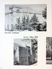 Page 12, 1960 Edition, Fort Hays State University - Reveille Yearbook (Hays, KS) online yearbook collection