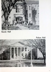 Page 13, 1960 Edition, Fort Hays State University - Reveille Yearbook (Hays, KS) online yearbook collection