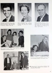 Page 17, 1960 Edition, Fort Hays State University - Reveille Yearbook (Hays, KS) online yearbook collection