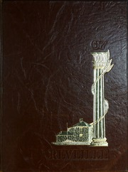 Fort Hays State University - Reveille Yearbook (Hays, KS) online yearbook collection, 1967 Edition, Cover
