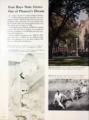 Page 14, 1967 Edition, Fort Hays State University - Reveille Yearbook (Hays, KS) online yearbook collection