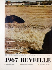 Page 6, 1967 Edition, Fort Hays State University - Reveille Yearbook (Hays, KS) online yearbook collection