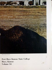 Page 7, 1967 Edition, Fort Hays State University - Reveille Yearbook (Hays, KS) online yearbook collection