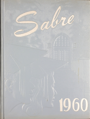 Fort Hill High School - Sabre Yearbook (Cumberland, MD) online yearbook collection, 1960 Edition, Cover