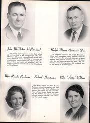 Page 12, 1960 Edition, Fort Hill High School - Sabre Yearbook (Cumberland, MD) online yearbook collection