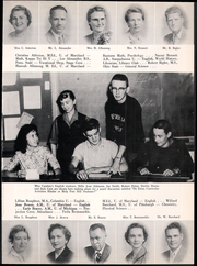 Page 13, 1960 Edition, Fort Hill High School - Sabre Yearbook (Cumberland, MD) online yearbook collection