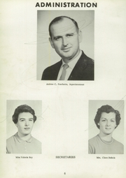 Page 10, 1958 Edition, Fort Kent Community High School - Warrior Yearbook (Fort Kent, ME) online yearbook collection