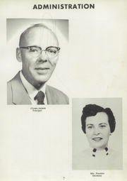Page 11, 1958 Edition, Fort Kent Community High School - Warrior Yearbook (Fort Kent, ME) online yearbook collection