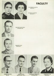 Page 14, 1958 Edition, Fort Kent Community High School - Warrior Yearbook (Fort Kent, ME) online yearbook collection