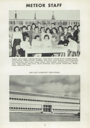 Page 9, 1958 Edition, Fort Kent Community High School - Warrior Yearbook (Fort Kent, ME) online yearbook collection