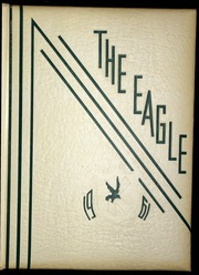 Fort Knox High School - Eagle Yearbook (Fort Knox, KY) online yearbook collection, 1961 Edition, Cover