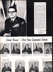 Page 13, 1963 Edition, Fort Knox High School - Eagle Yearbook (Fort Knox, KY) online yearbook collection
